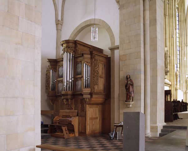 Orgel St.Ludgeri Münster